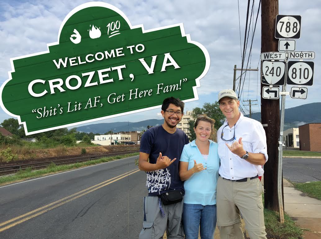 crozet tourism board announces 2019 town slogan  u201cshit u2019s lit rn  get here fam u201d  u2013 the peedmont