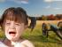 Kid crying at national battlefield